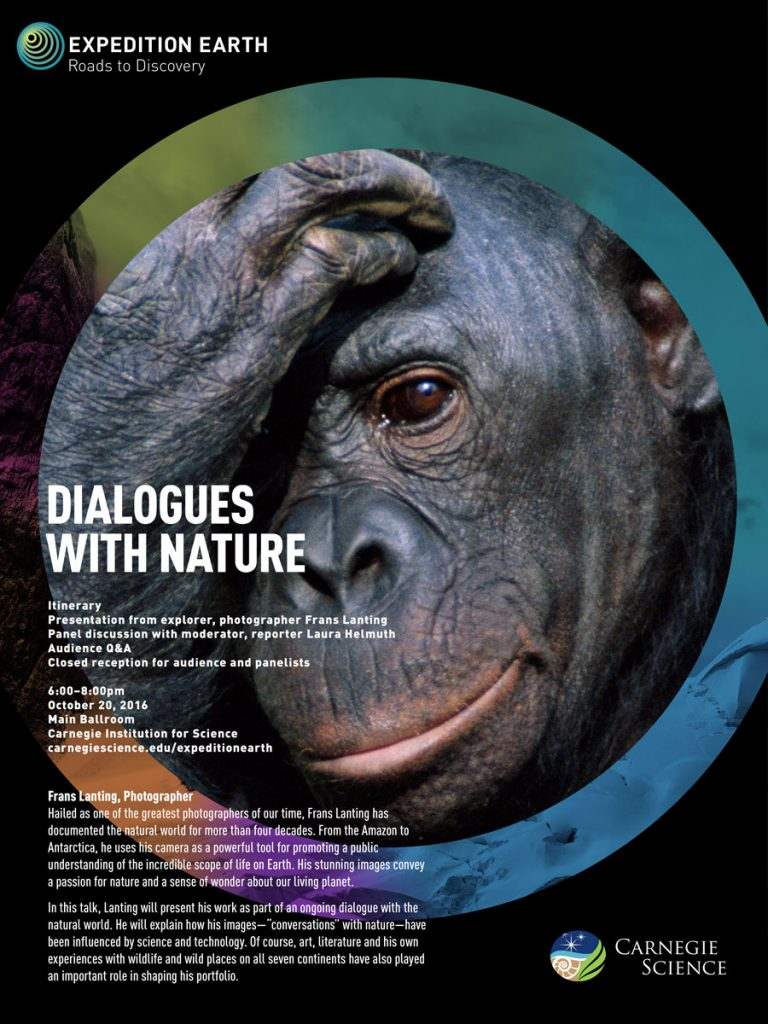 Expedition Earth: Dialogues with Nature